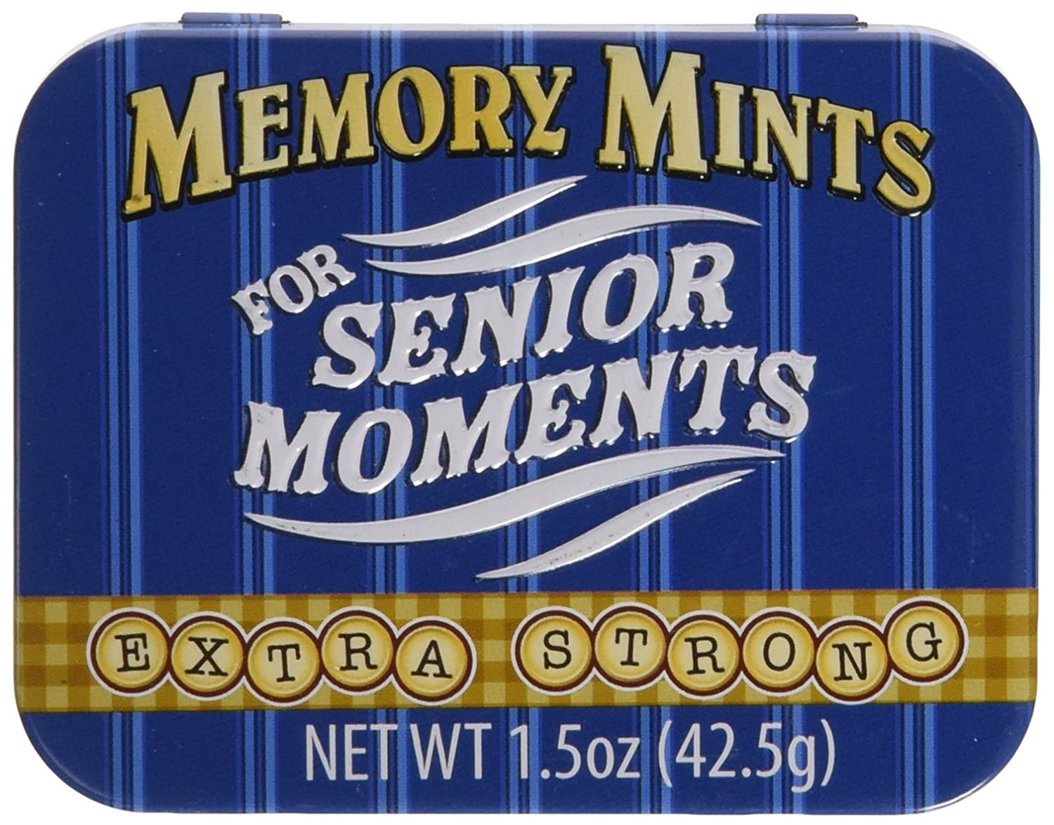 Memory ints for Senior Moments