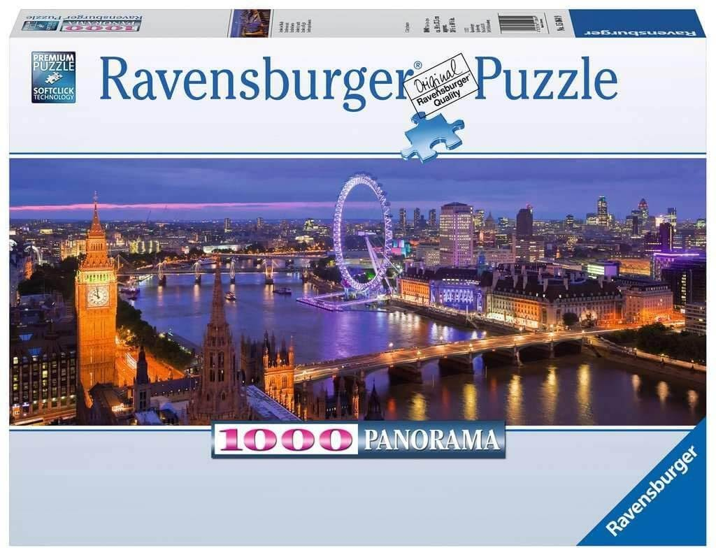 Puzzle of the London Skyline