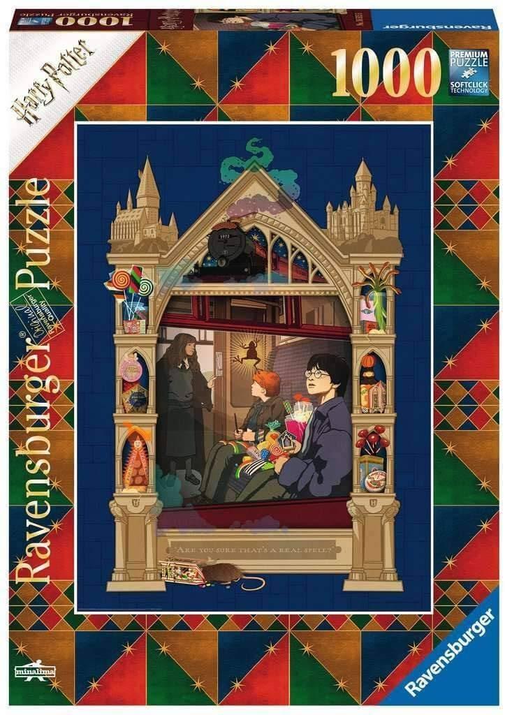 Harry Potter Ravensburger Puzzle