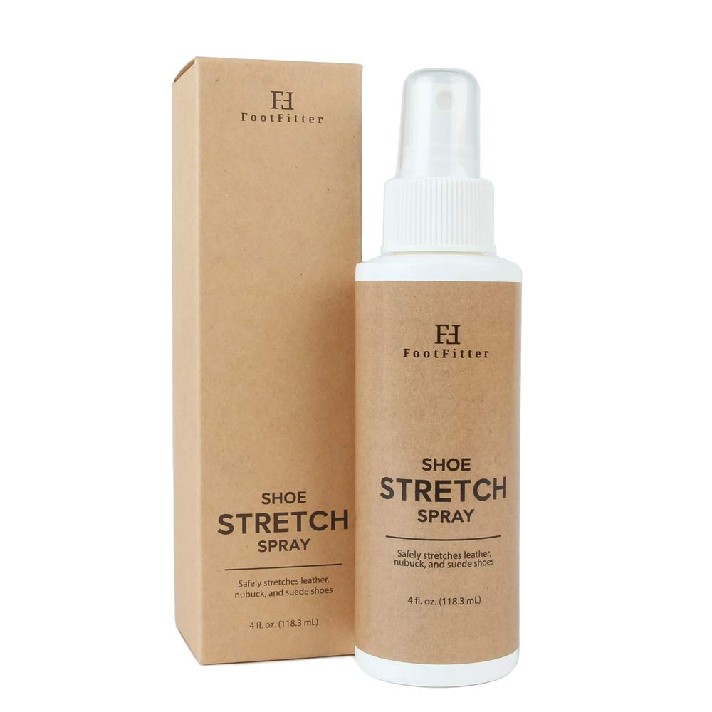Shoe Stretch Spray from Foot Fitter