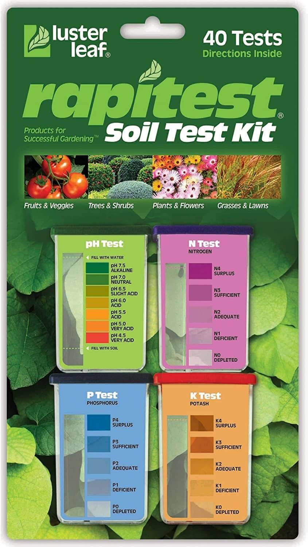 Soil Testeer
