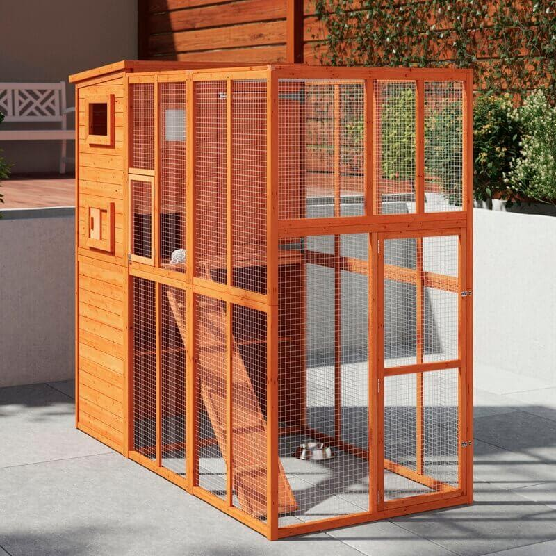 Esquina Outdoor Enclosure Cat Cage
