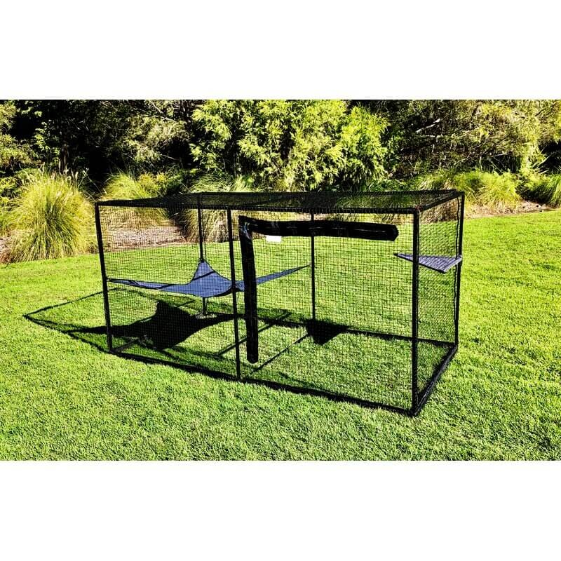 Tobiah Caban Portable Cat Cage