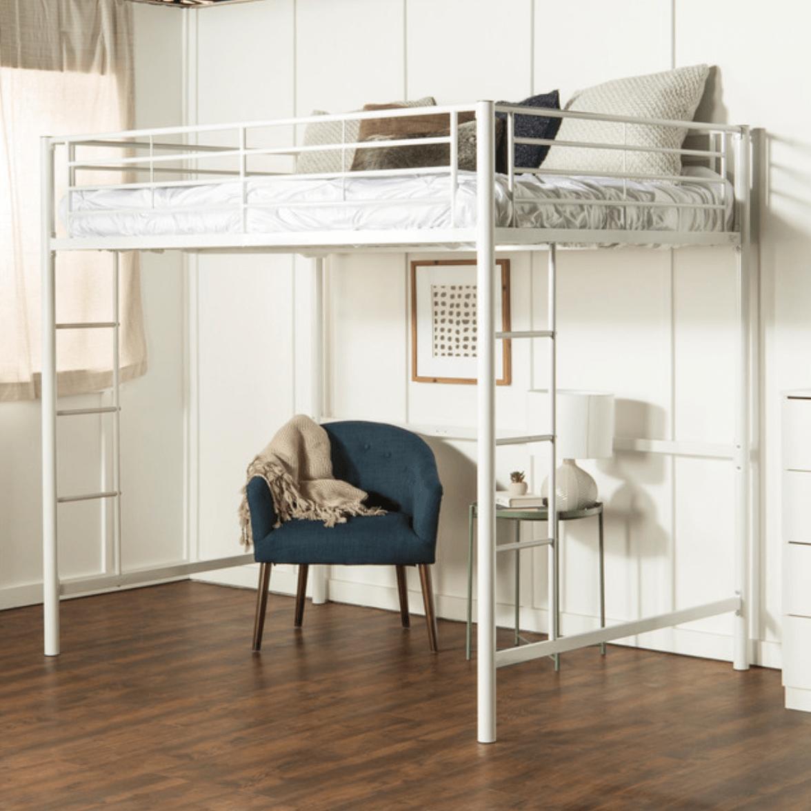 Delacora WE-BDDOL Full Loft Bed
