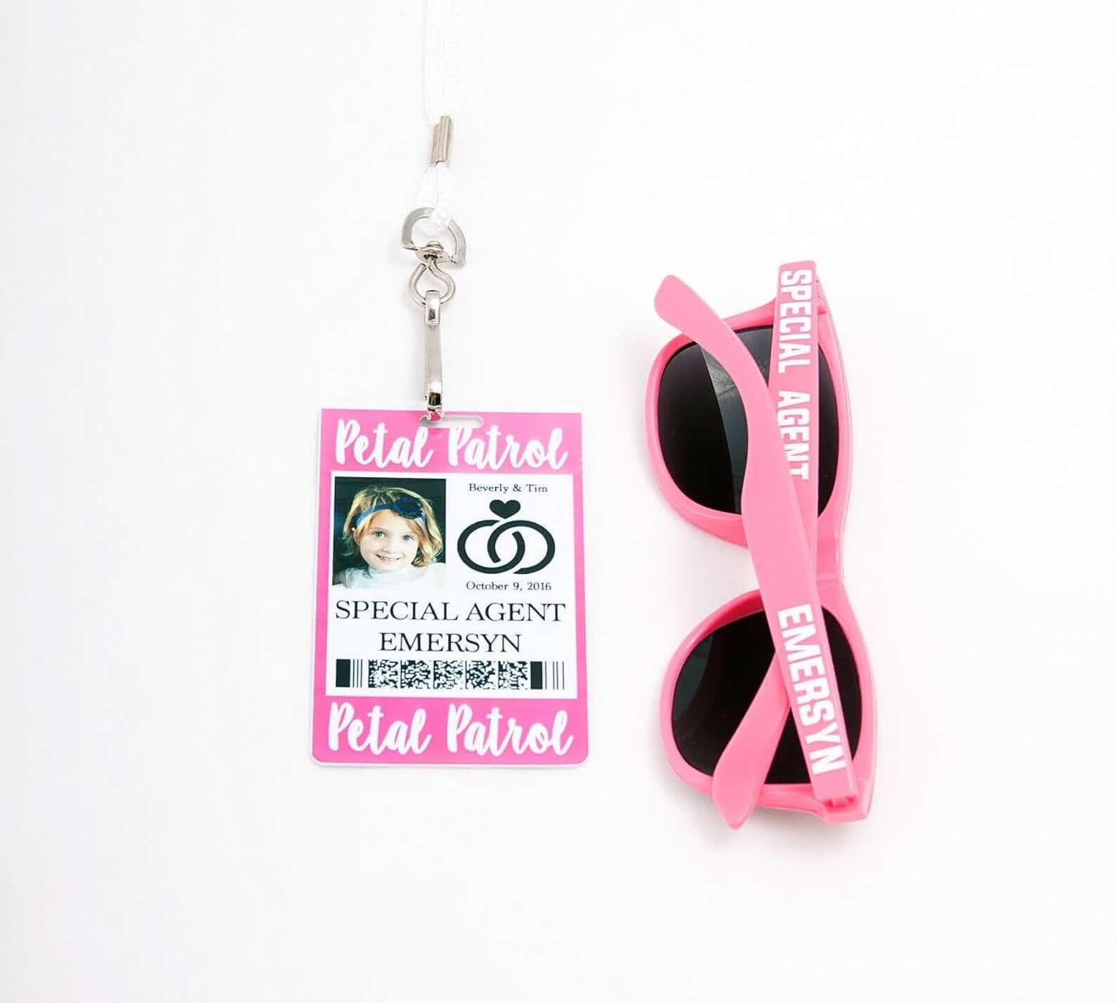 Petal Patrol Sunglasses