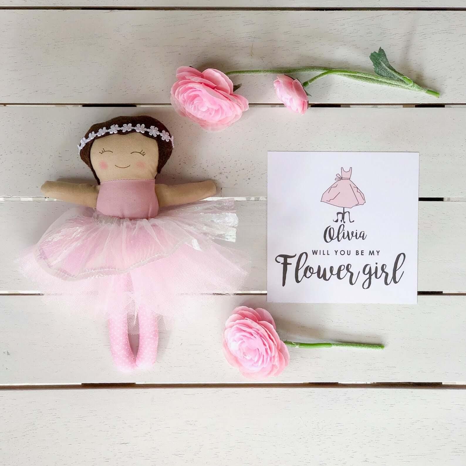 Flower Girl Dolls