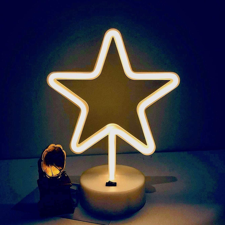 Star Desk Light