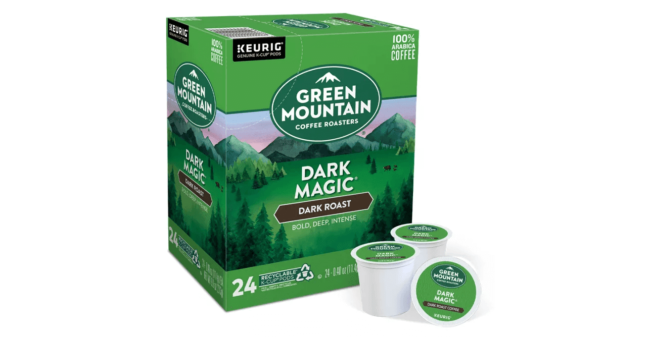 Green Mountain Coffee Dark Magic Dark Roast