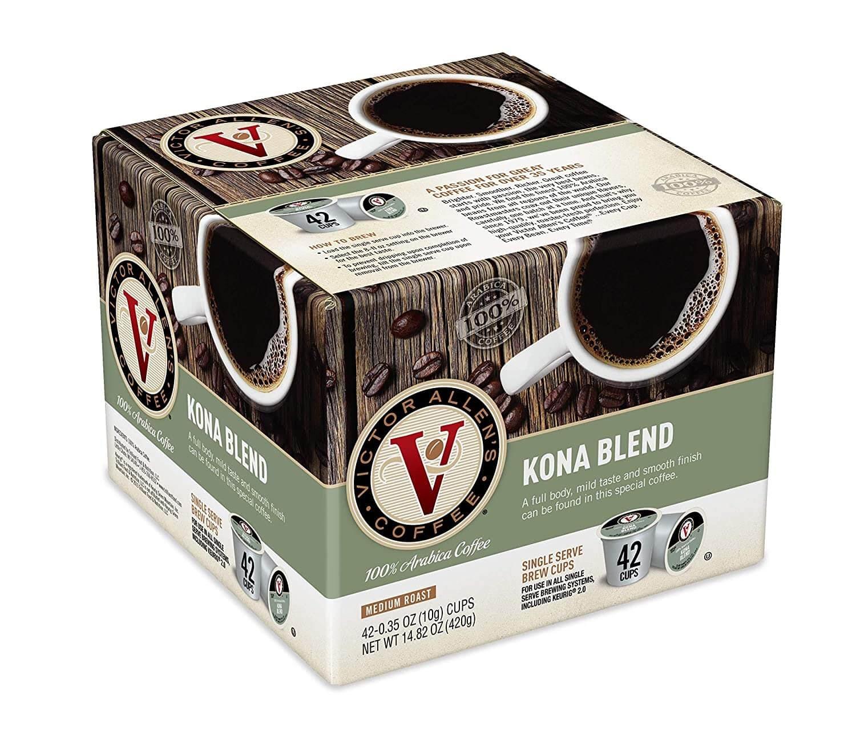 Victor Allen's Coffee Kona Blend