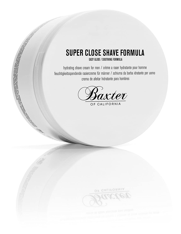 Baxter super close shave formula