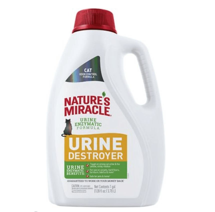 Nature's Miracle Enzymatic Urine Destroyer