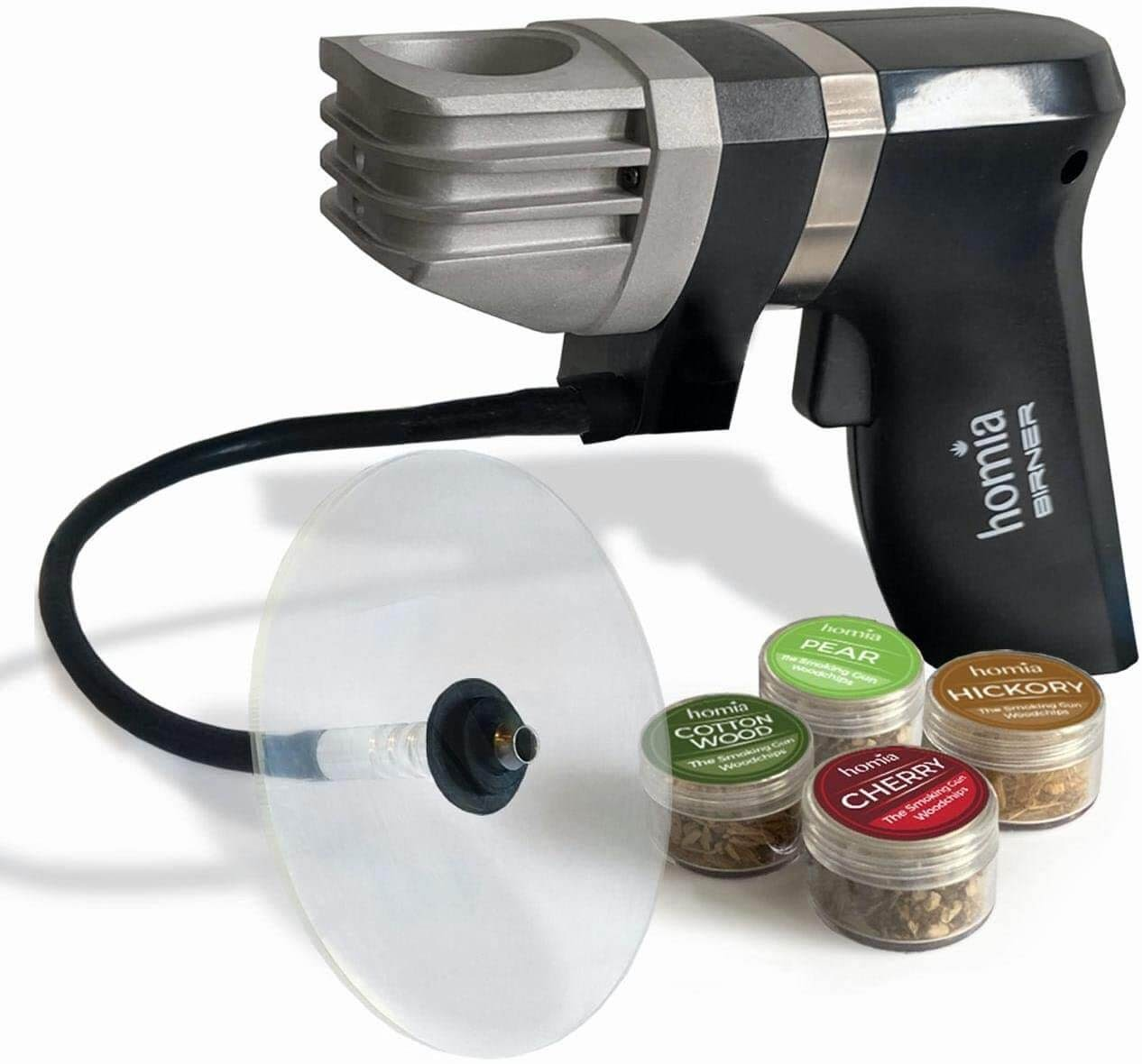 Smoking Gun Wood Smoke Infusion Kit from Homia
