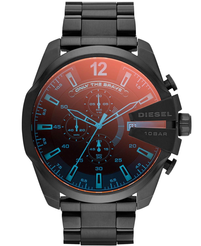 Diesel Men's Chronograph Iridescent Watch