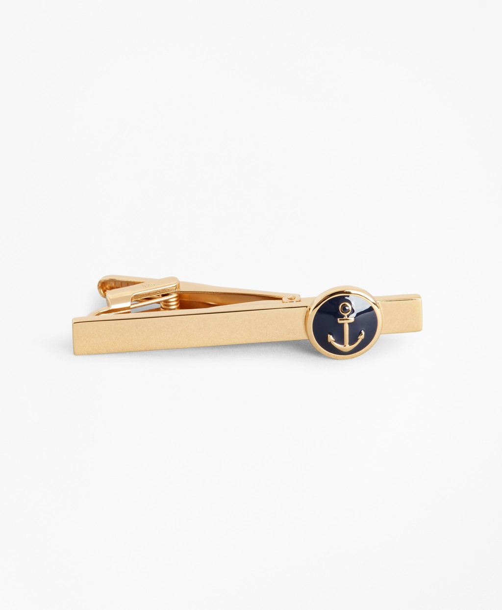 Brooks Brothers Anchor Medallion Tie Bar