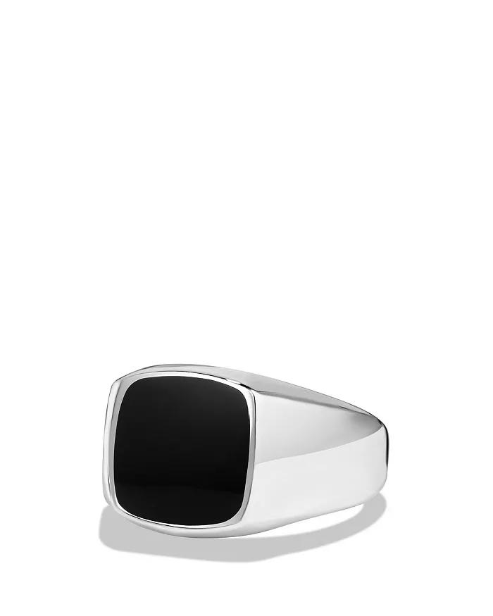 David Yurman Exotic Stone Ring