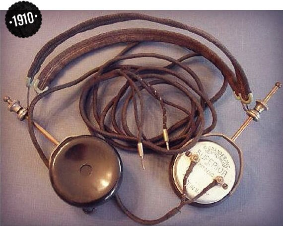 1920 audio head set