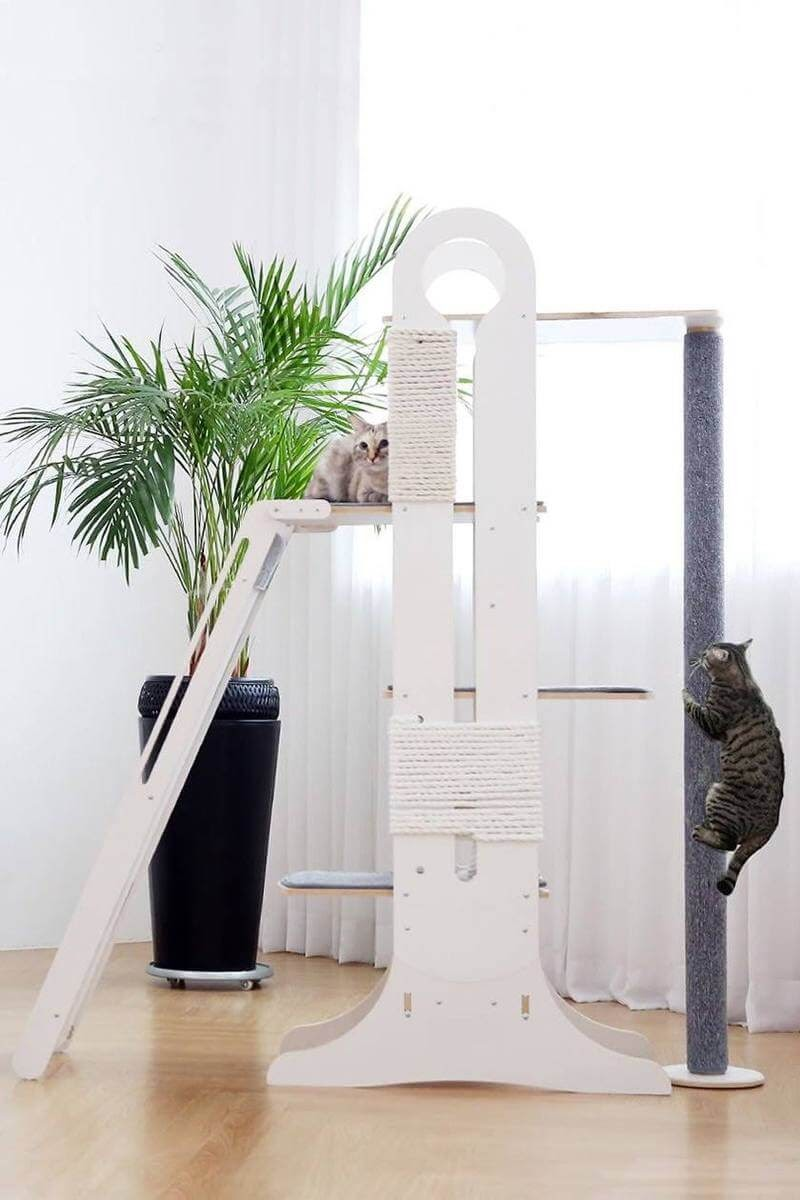 Tuft & Paw Milo Cat Tower