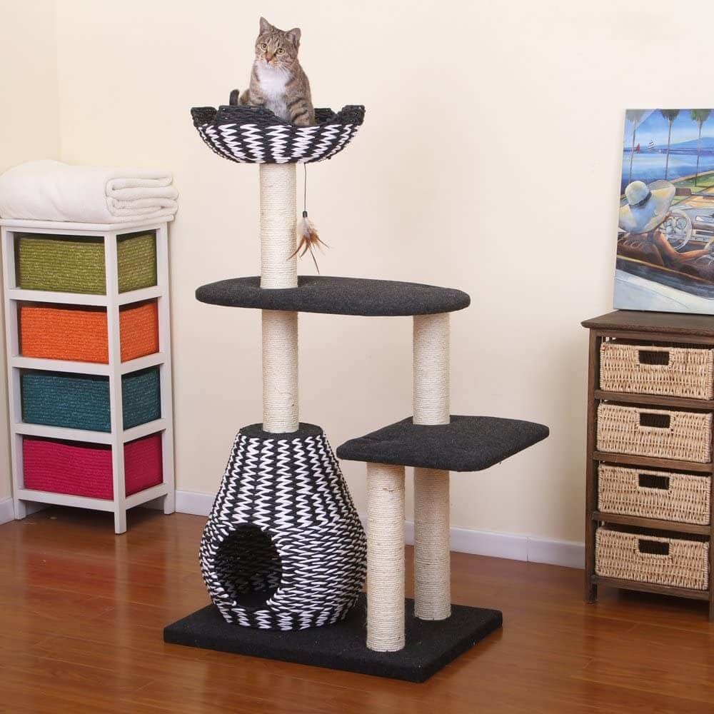 Ace - PetPals Cat Tree & Cat Condo