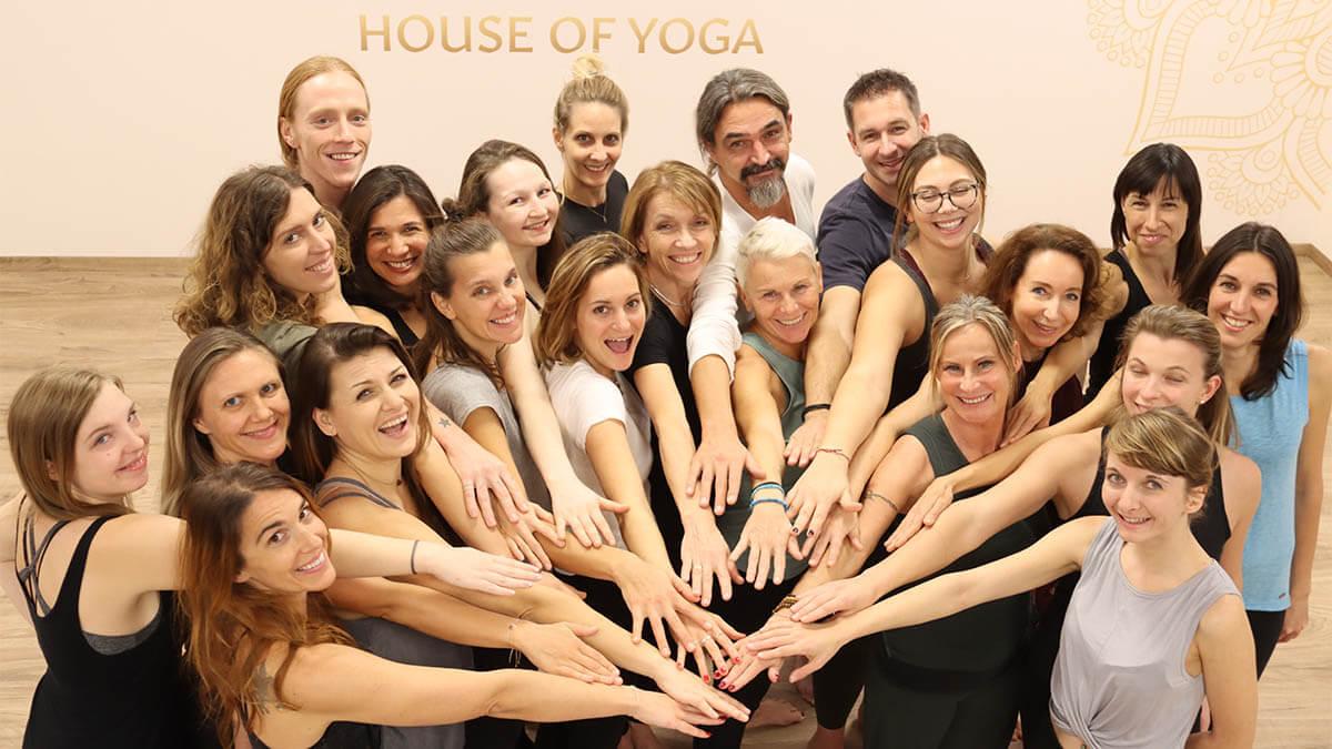 Das House of Yoga öffnet seine Pforten!