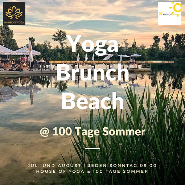 Yoga & Brunch & Beach
