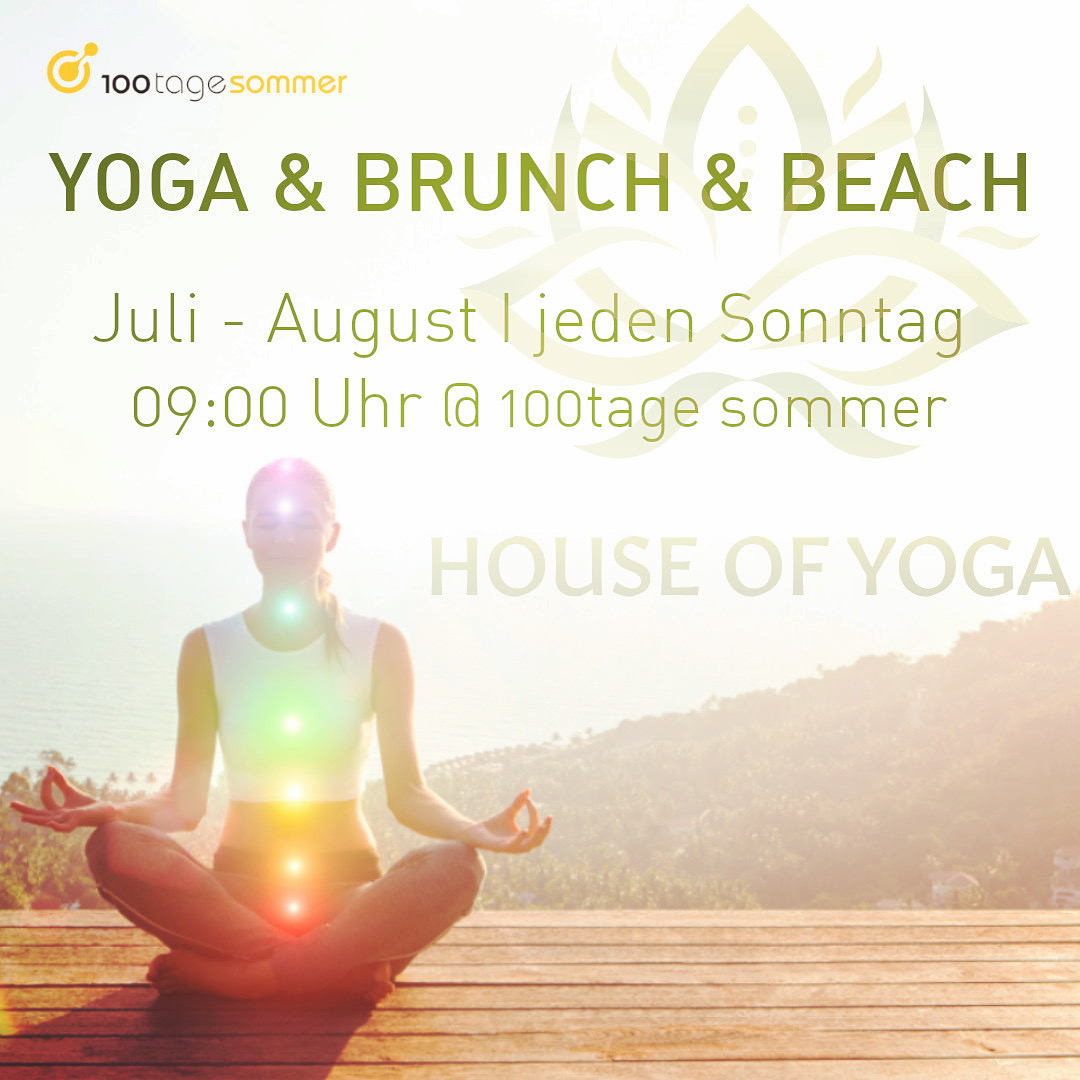 Yoga & Brunch & Beach 16.08.2020