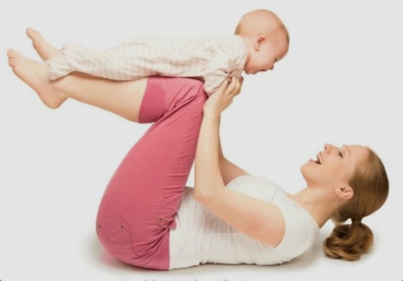 Yoga para Mamá y Bebé