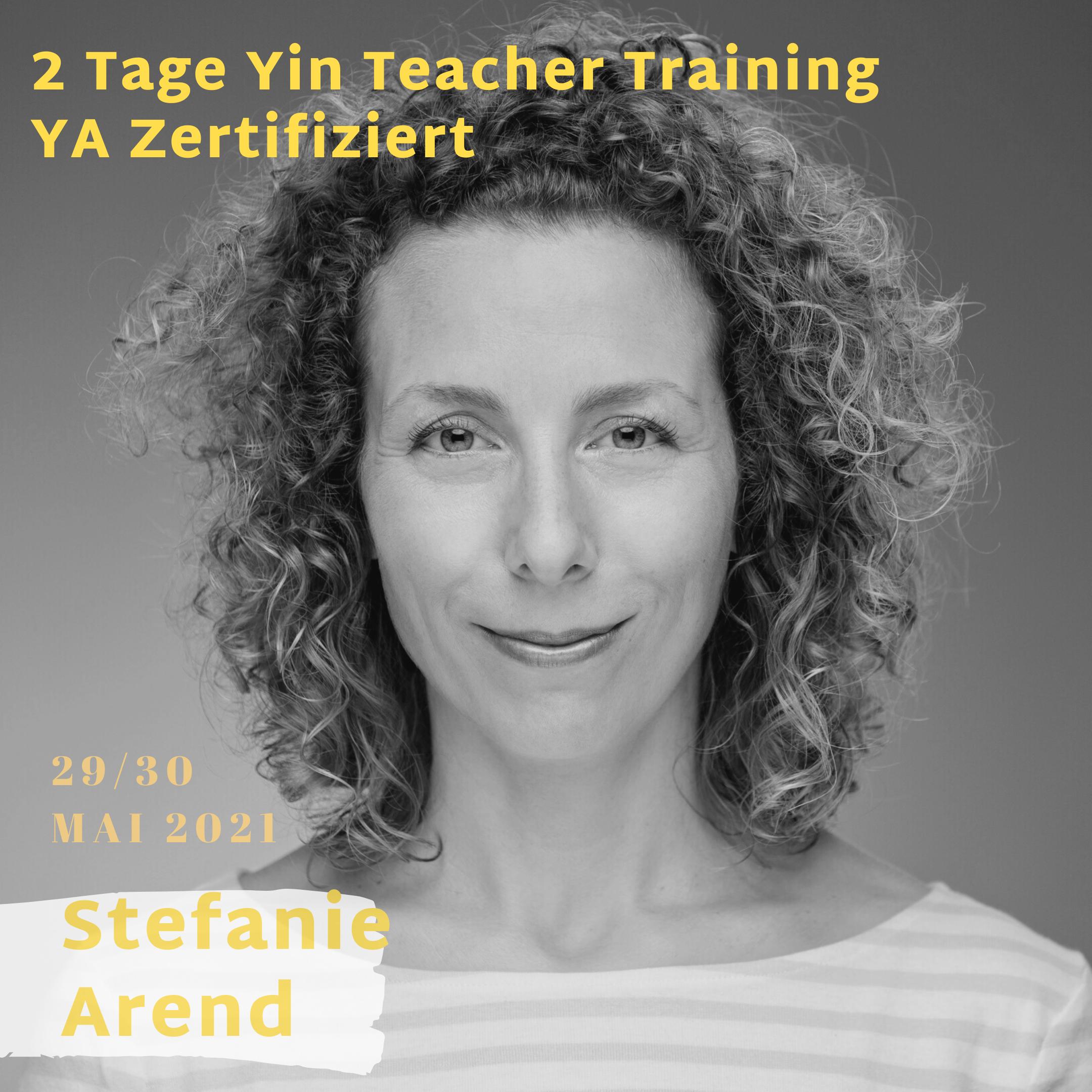 Módulo básico de Yin Yoga (2 días)
