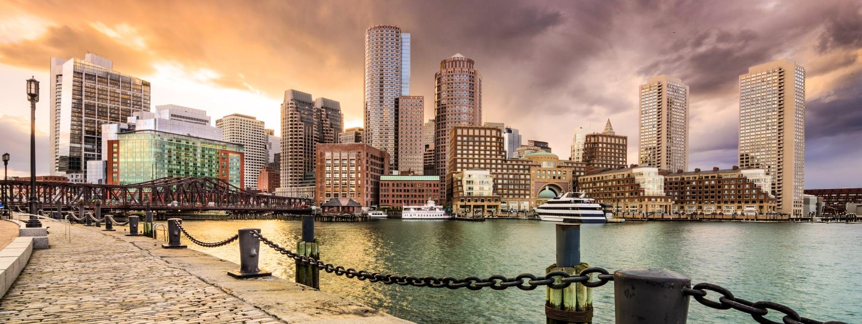 Boston Data Centers