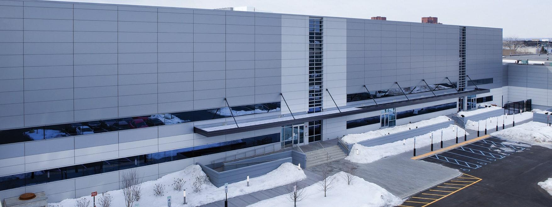 Secaucus Colocation Data Center (NY2)