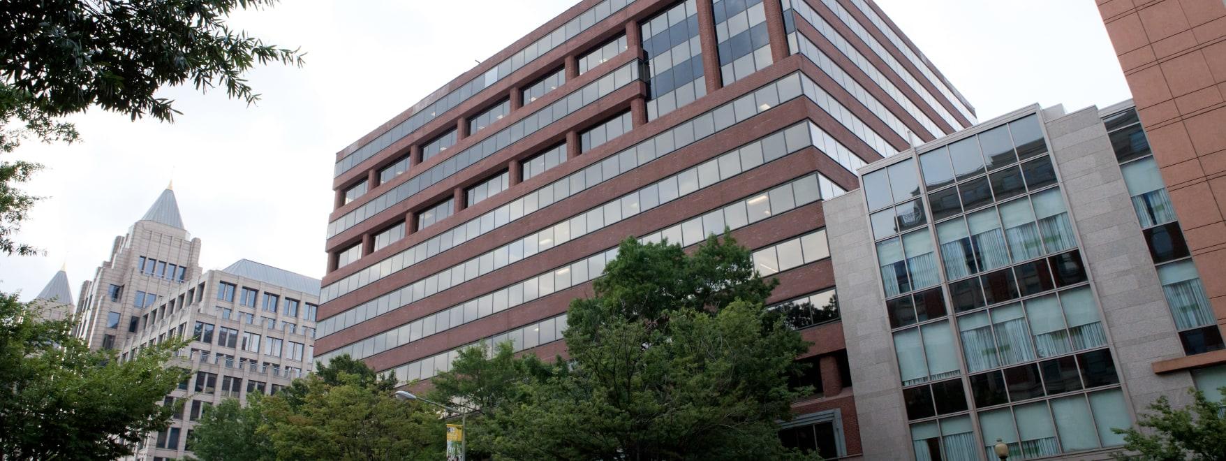 Washington D.C. Data Center (DC1)