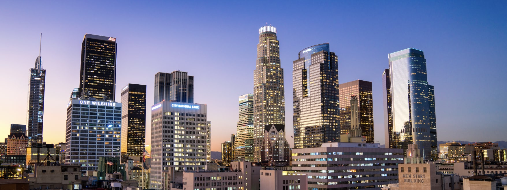 Los Angeles Data Centers