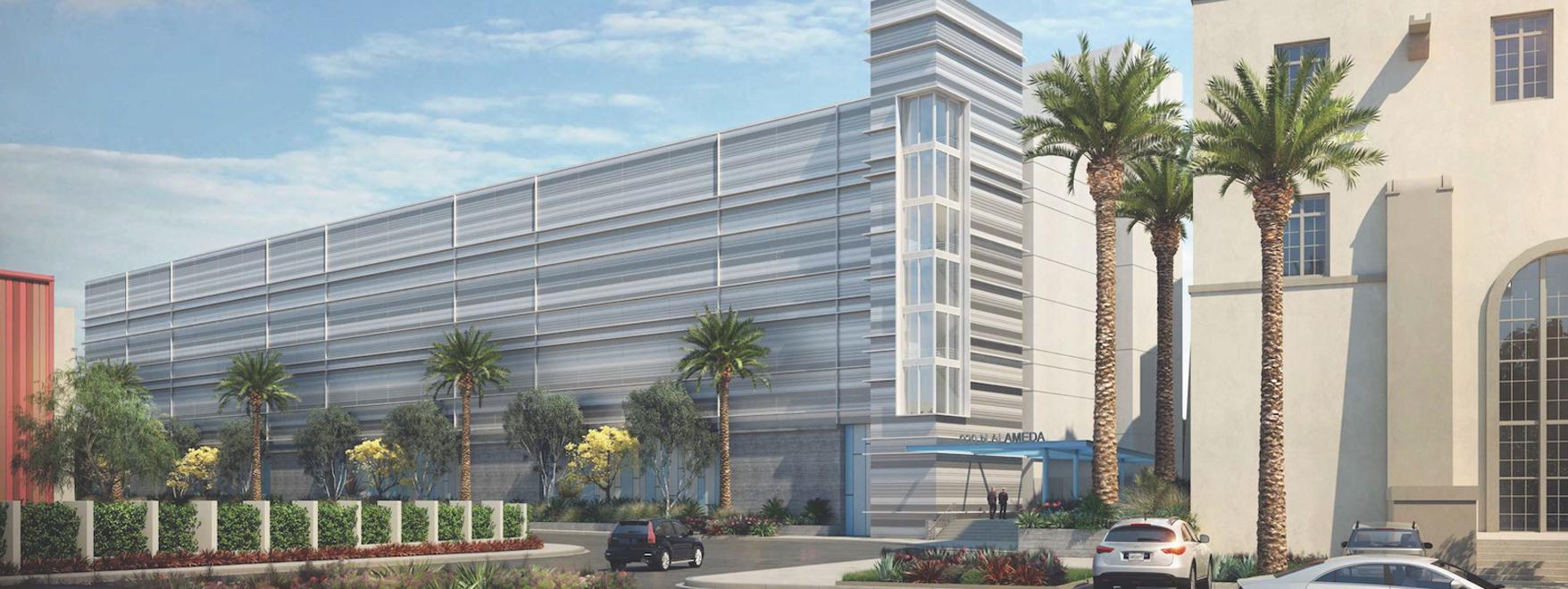 Los Angeles Data Center (LA3)