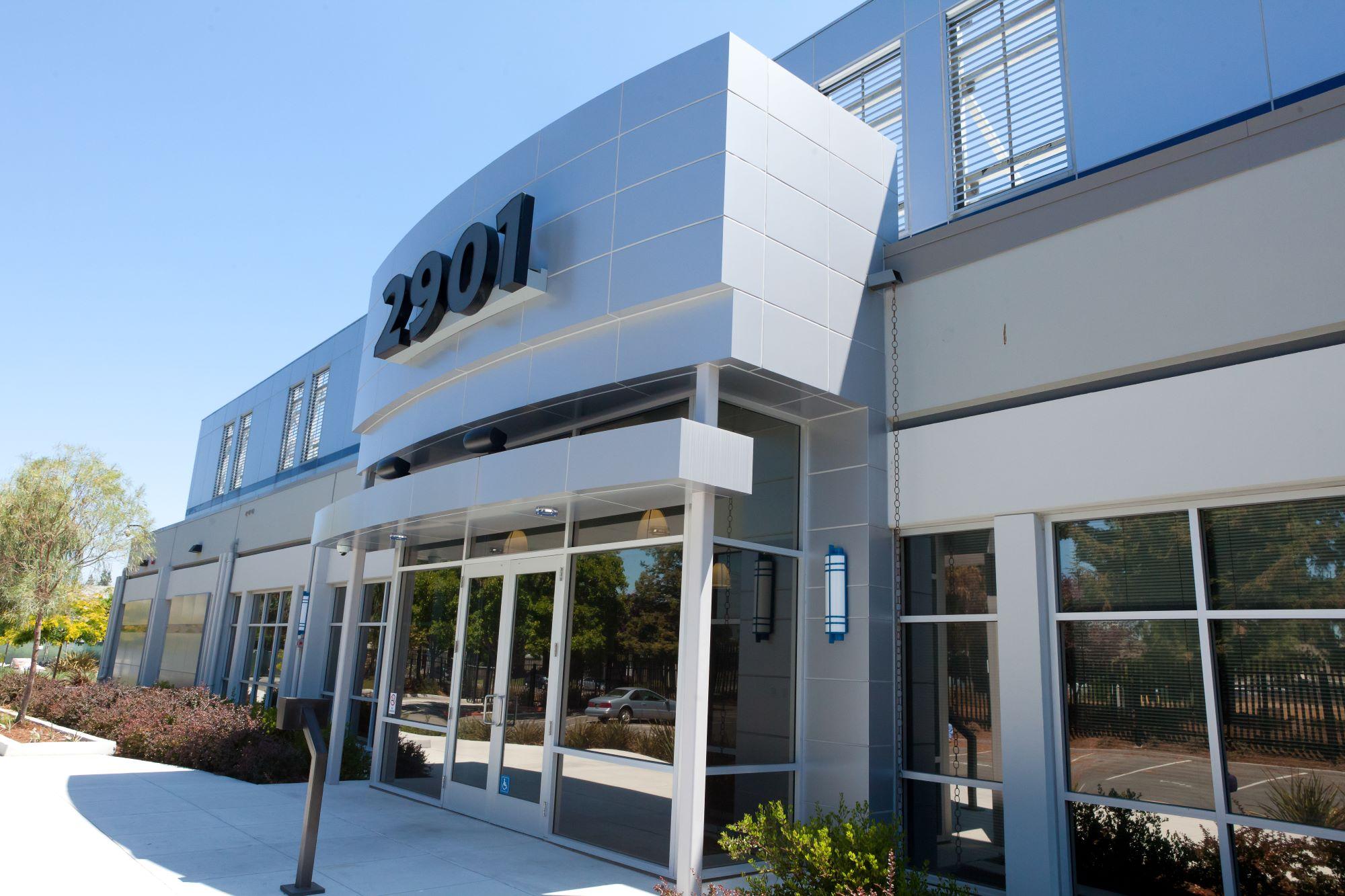 Santa Clara Colocation Data Center (SV3)