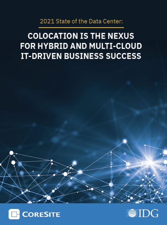 2021 State of the Data Center Report PDF