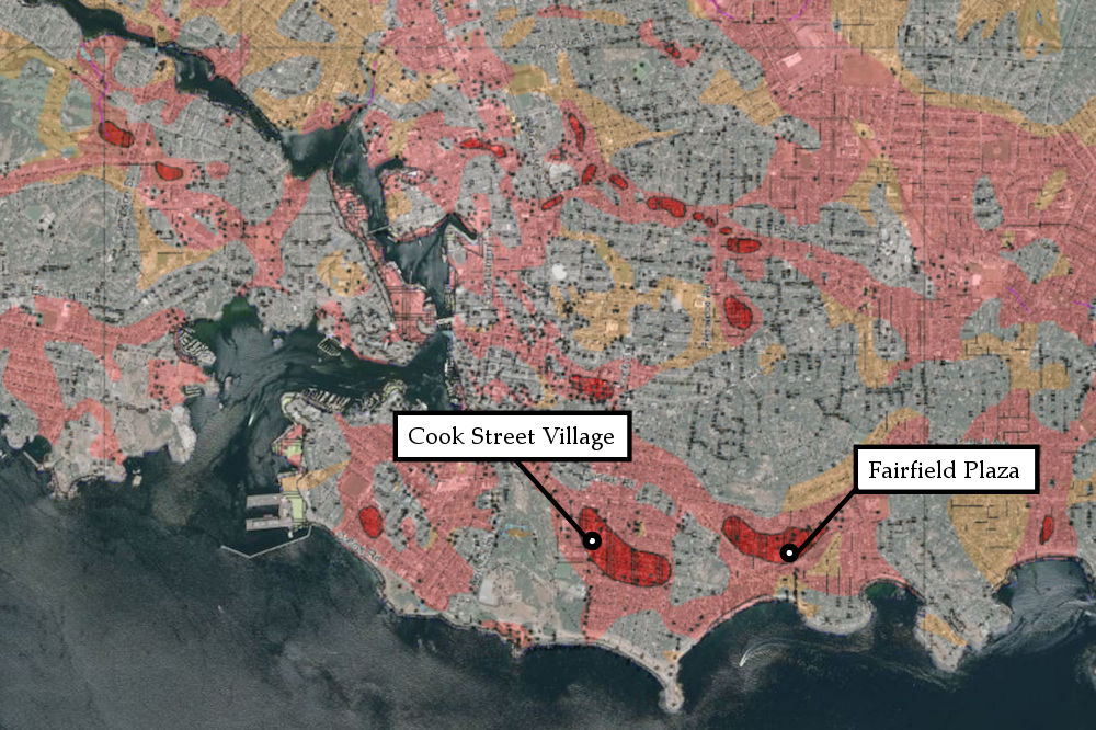 Map showing soil conditions throughout Victoria