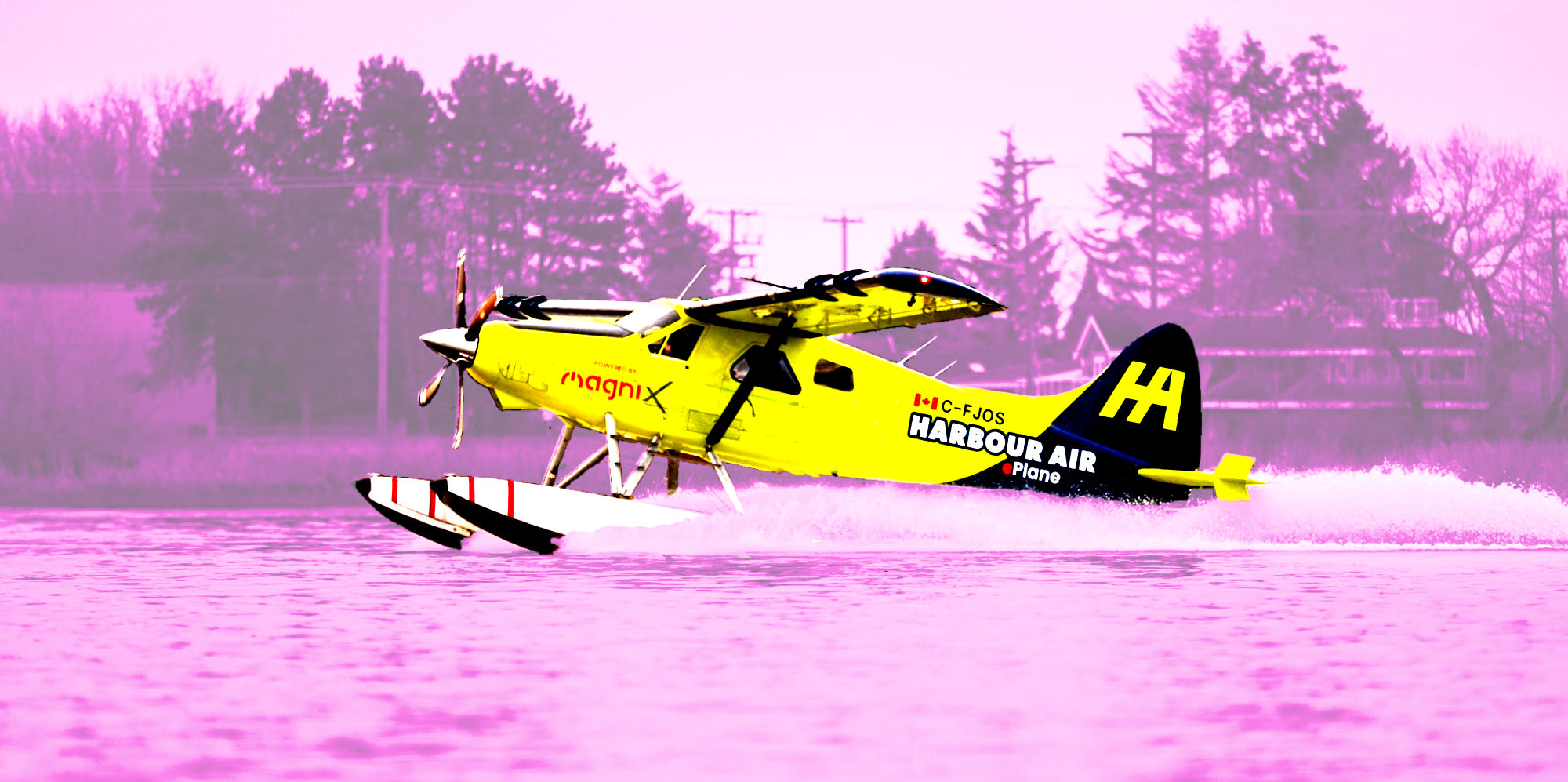 How Harbour Air Beat Everyone Else to the Electric Aviation Revolution