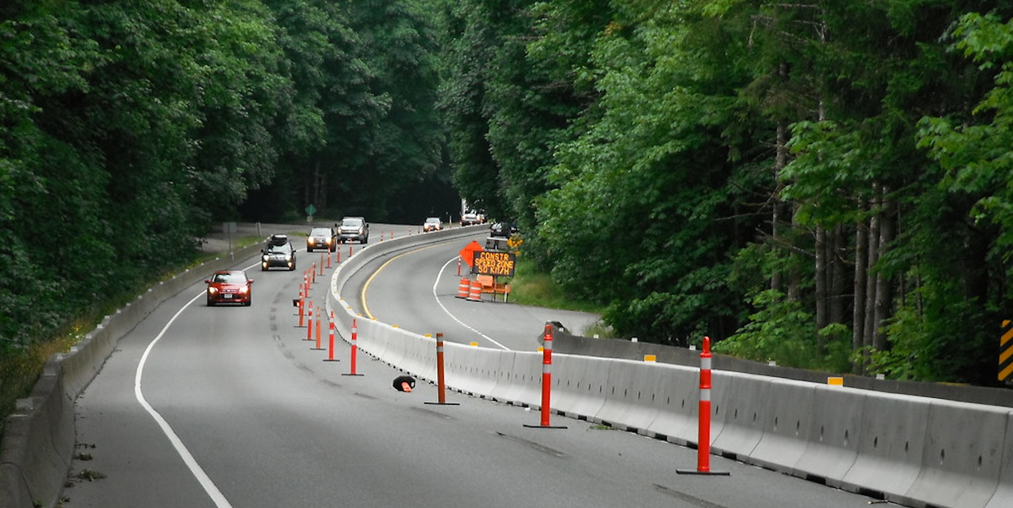 The Rejected Plan to Build a Bypass Around the Malahat