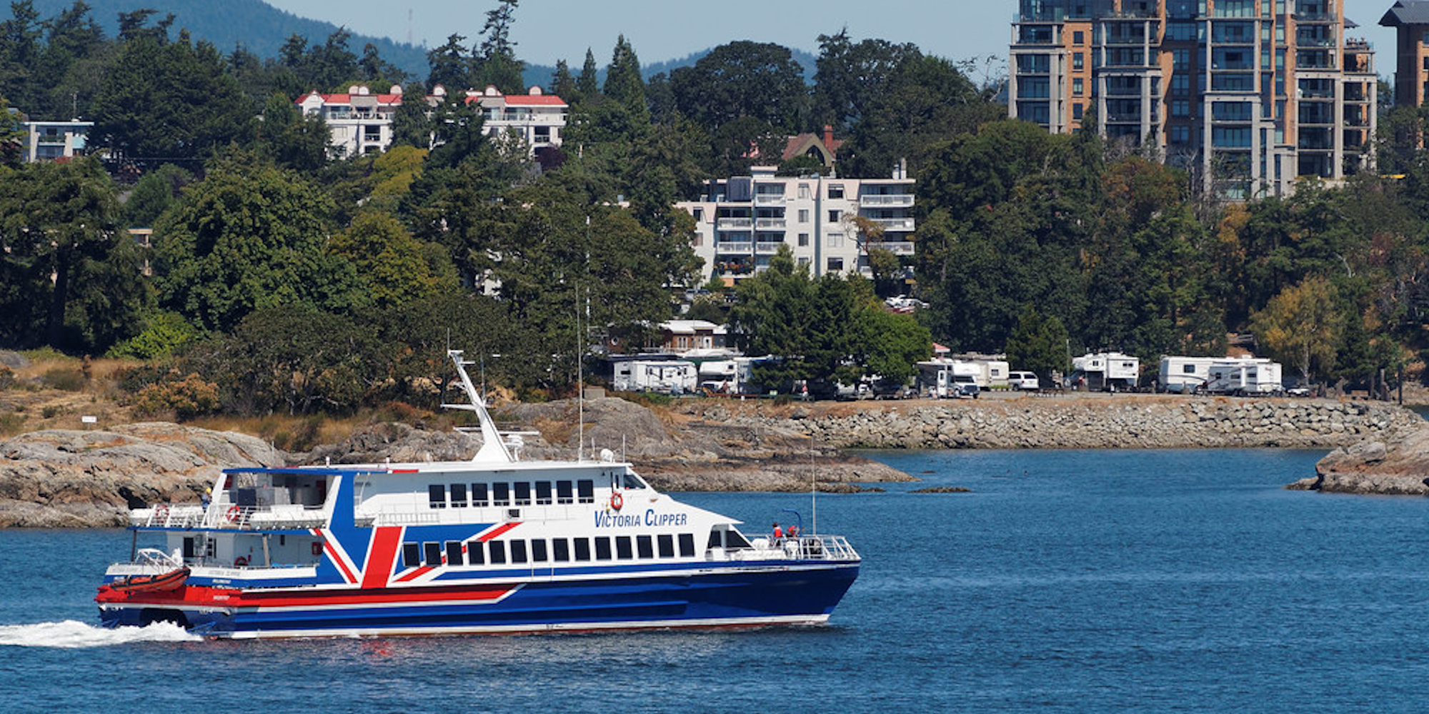 """""""It Was A Very Difficult Decision"""": The Clipper On Why It Sealed Off Victoria's Link to Seattle"""