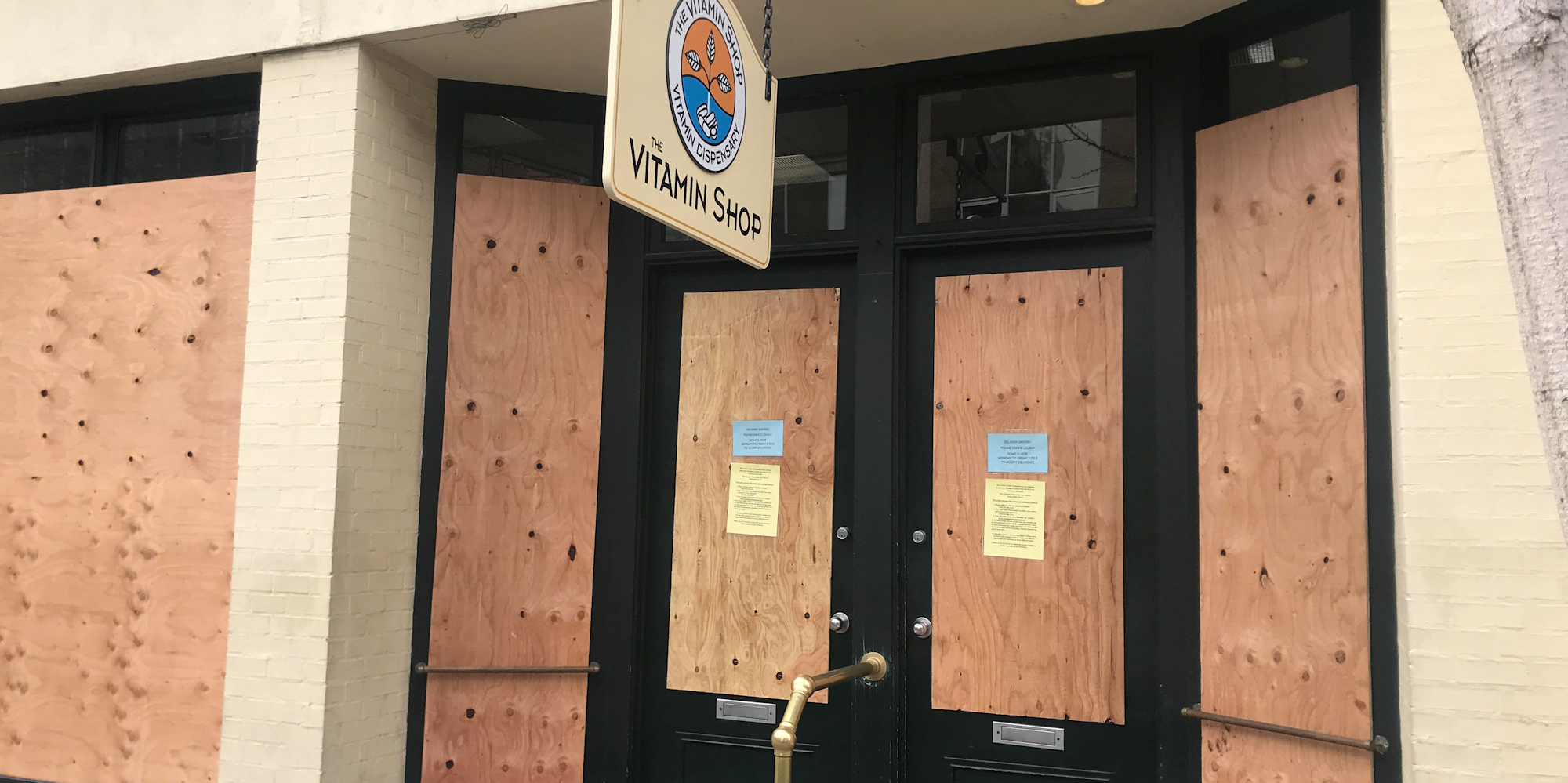 Paralyzed By COVID-19, Downtown Businesses Now Contending With Crime Wave