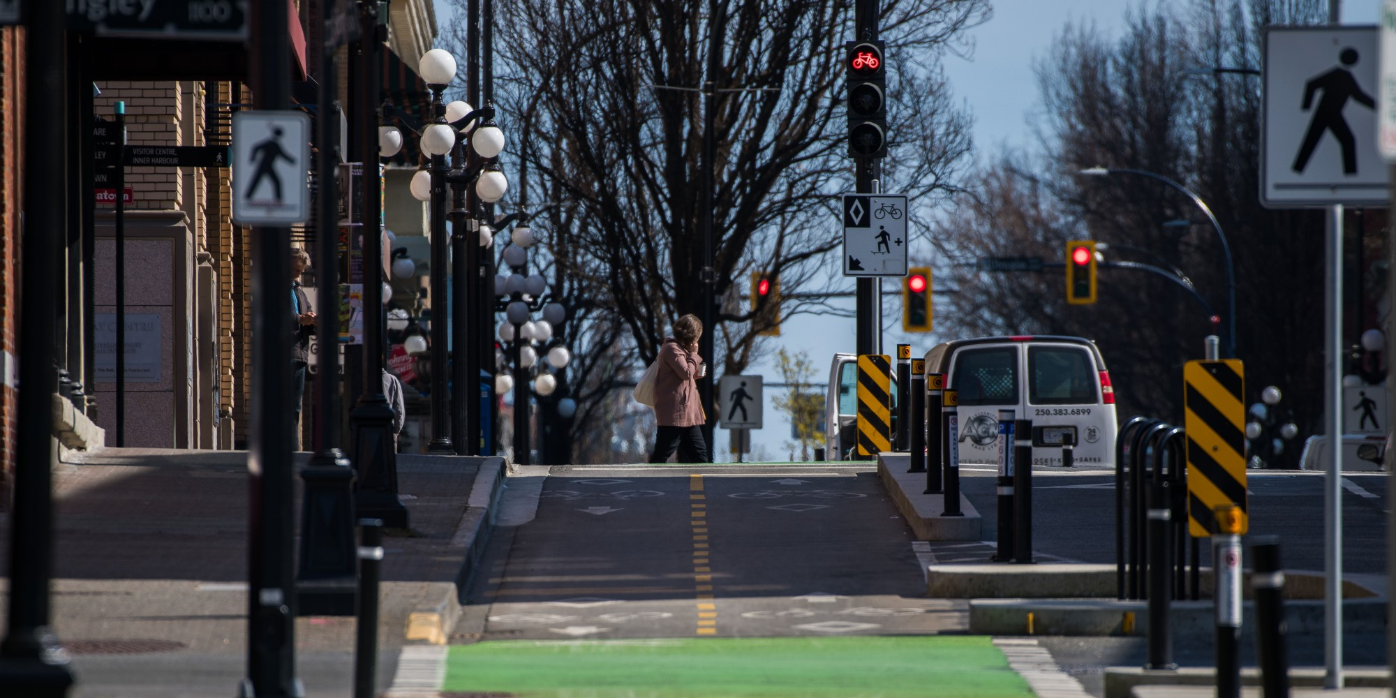 Limit Cars in Beacon Hill, More Free Transit, More Gardens: Victoria Sets Out Plans For Life After Reopening