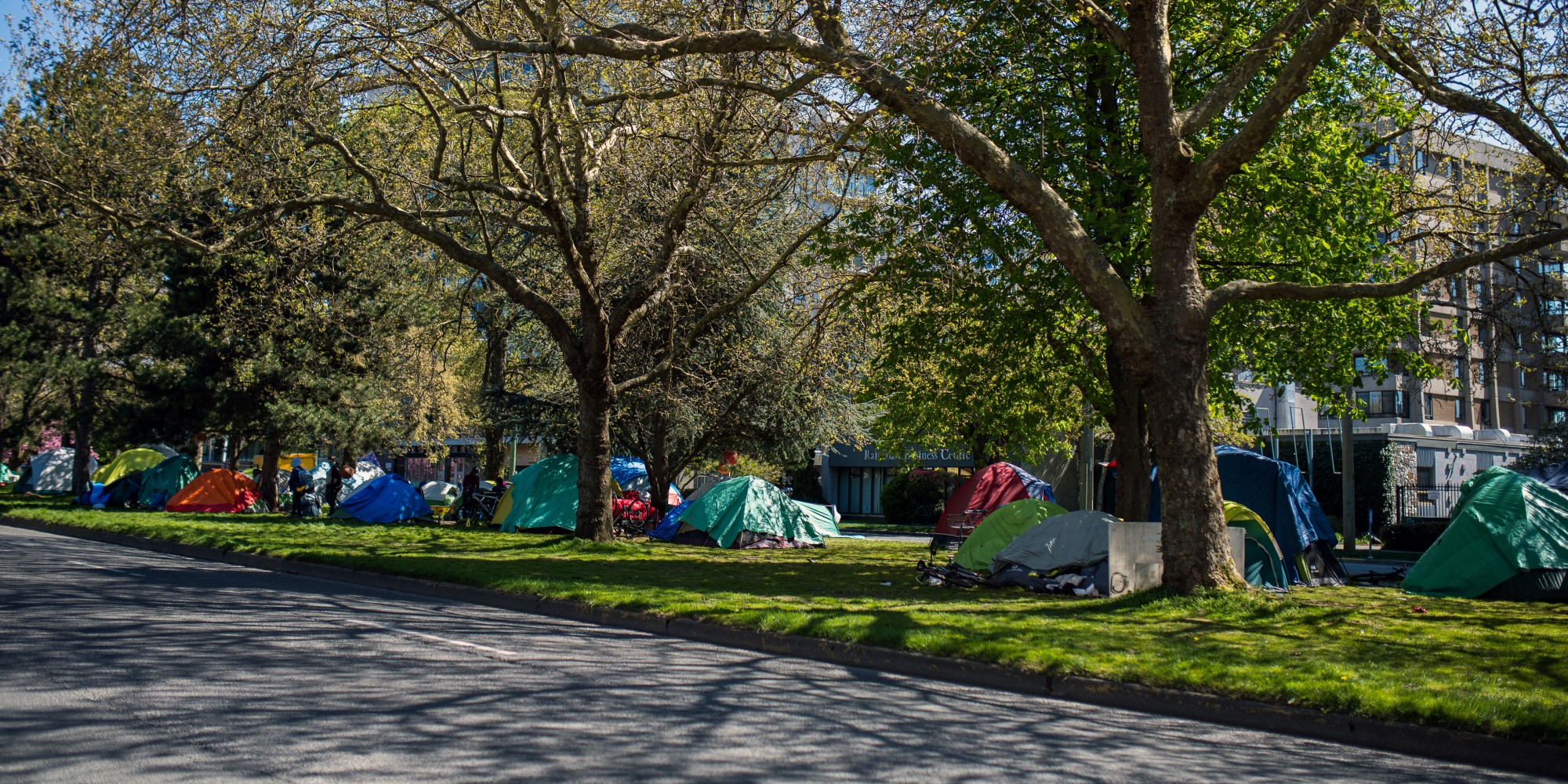 As Victoria's Tent Cities are Dismantled, A New Neighbourhood Braces for the Consequences