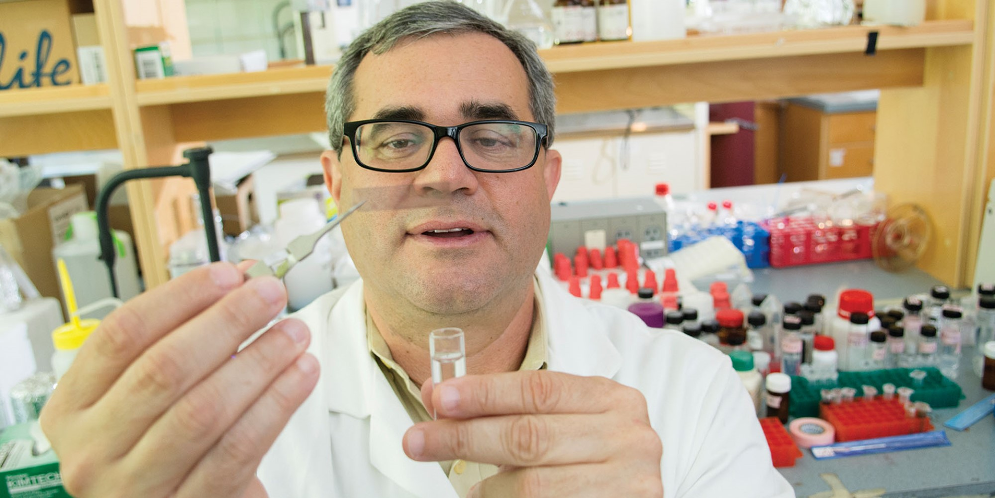Fighting COVID-19 with tobacco: How Vancouver Island research is taking on the pandemic