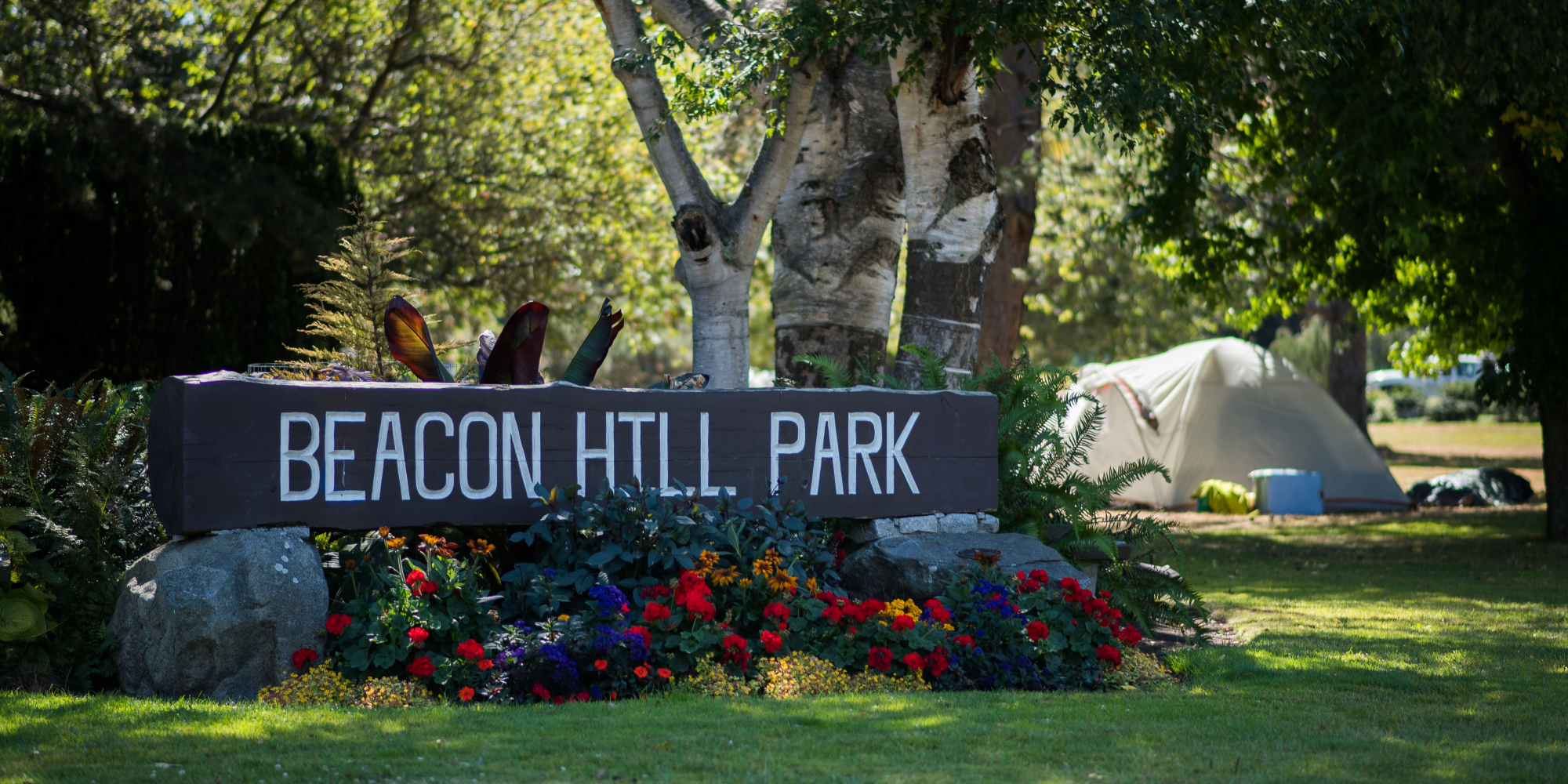 Why tent encampments, like music festivals, may not be legal at Beacon Hill Park