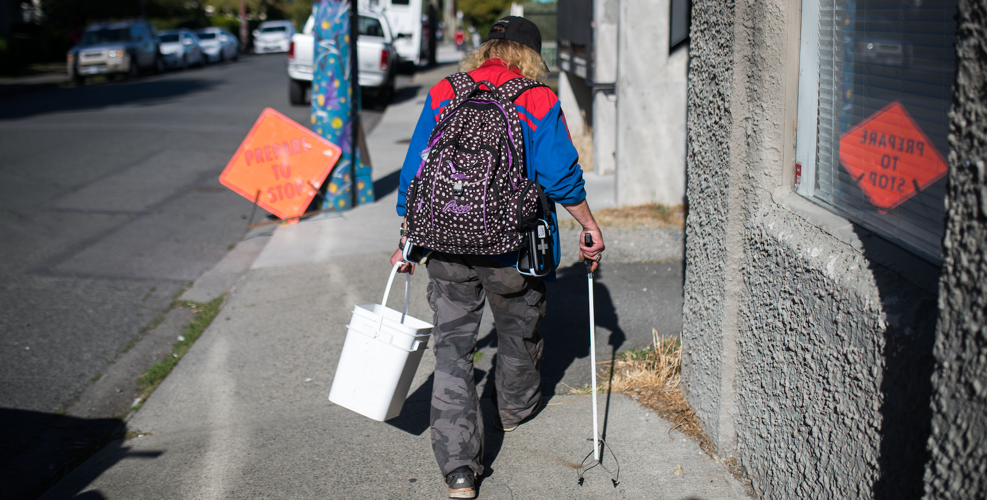 Meet the Rig Diggers: Current and former addicts who collect used needles in Victoria