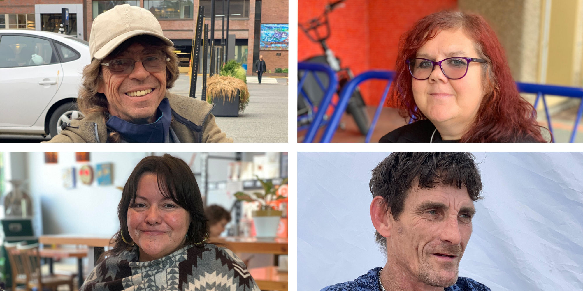 """""""Everything will be okay as long as I don't turn myself into a victim"""": New series checking in on Victoria's homeless"""