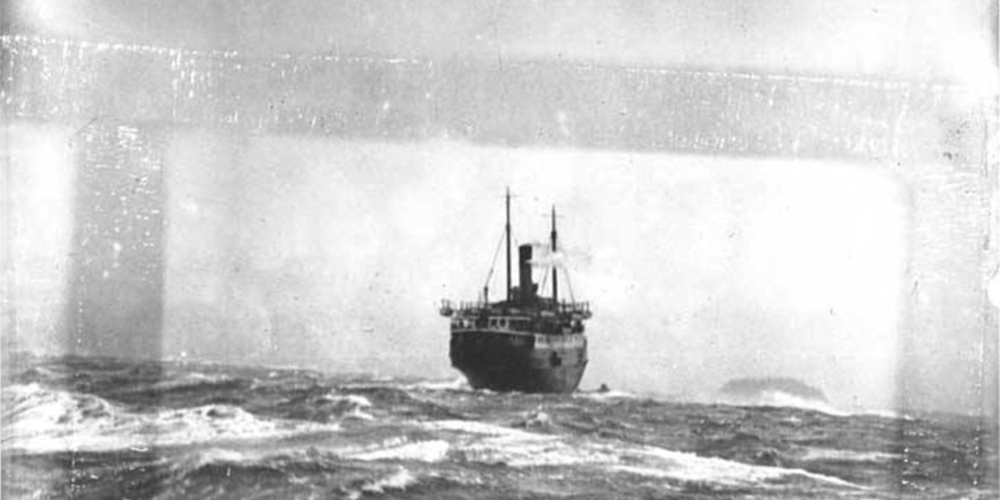 The doomed ship that haunted a generation