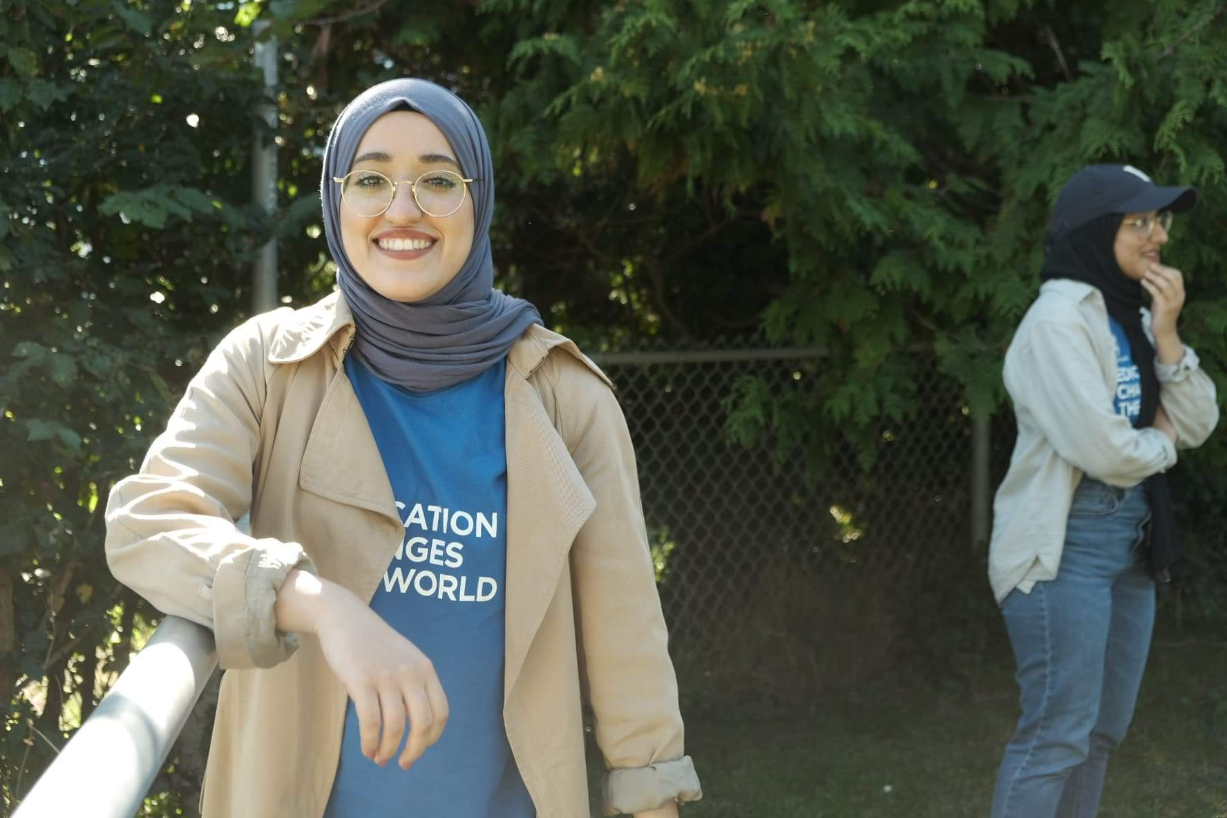 From Iraq to Victoria: UVic student reunites with her family during the pandemic