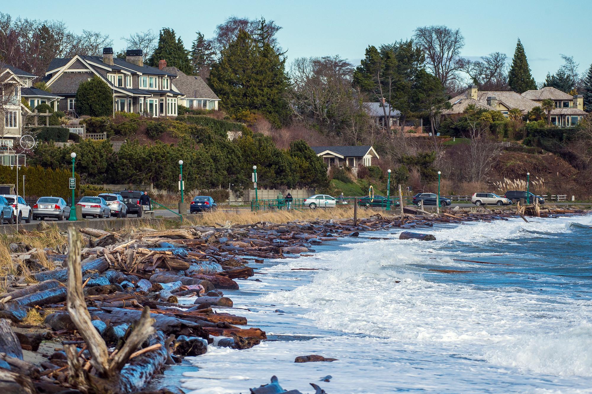 In ageing Oak Bay, renters still live in a grey area