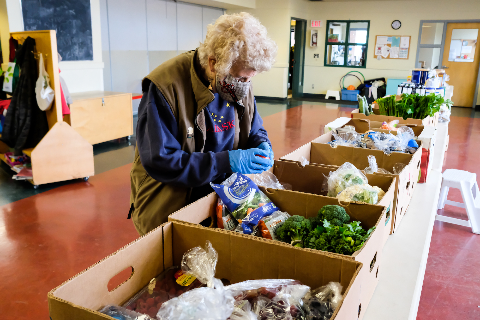 'Food security is family security' — how one Neighbourhood House has delivered thousands of meals in Victoria