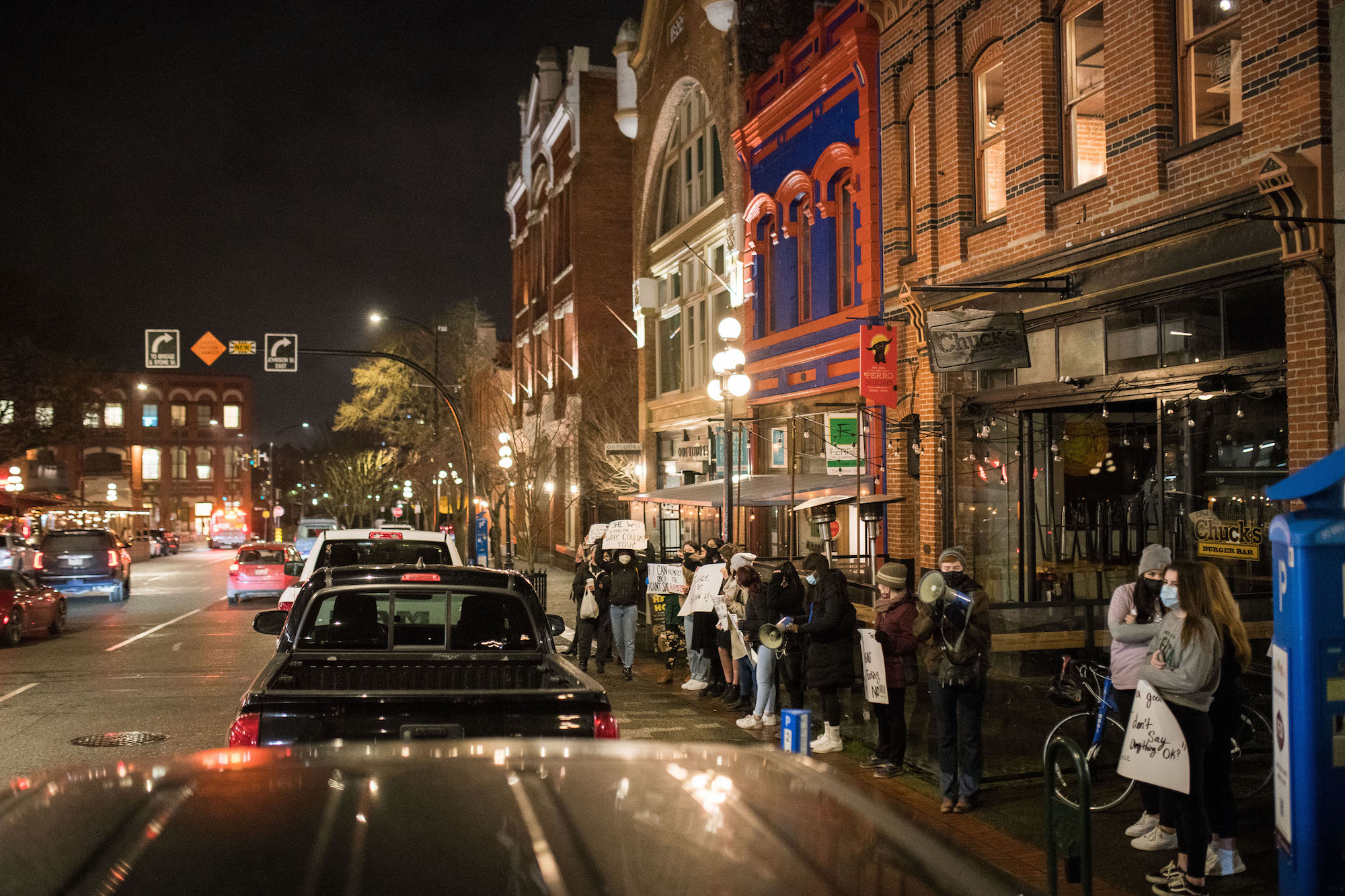 Rape allegations connected to a popular bar lead to a reckoning for Victoria's restaurant culture